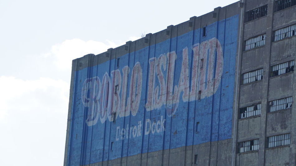 Seeing The Sights Iconic Landmark Iconic Detroit Landmark Back In The Day Detroit Dock Boblo Island Vintage <bring Back Memories Childhood Memories