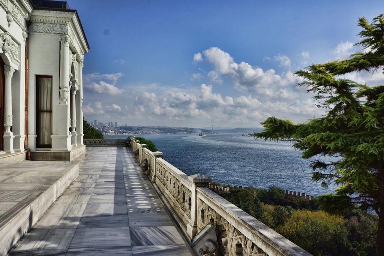 Topkapi Istanbul Bosphorus Simplicity