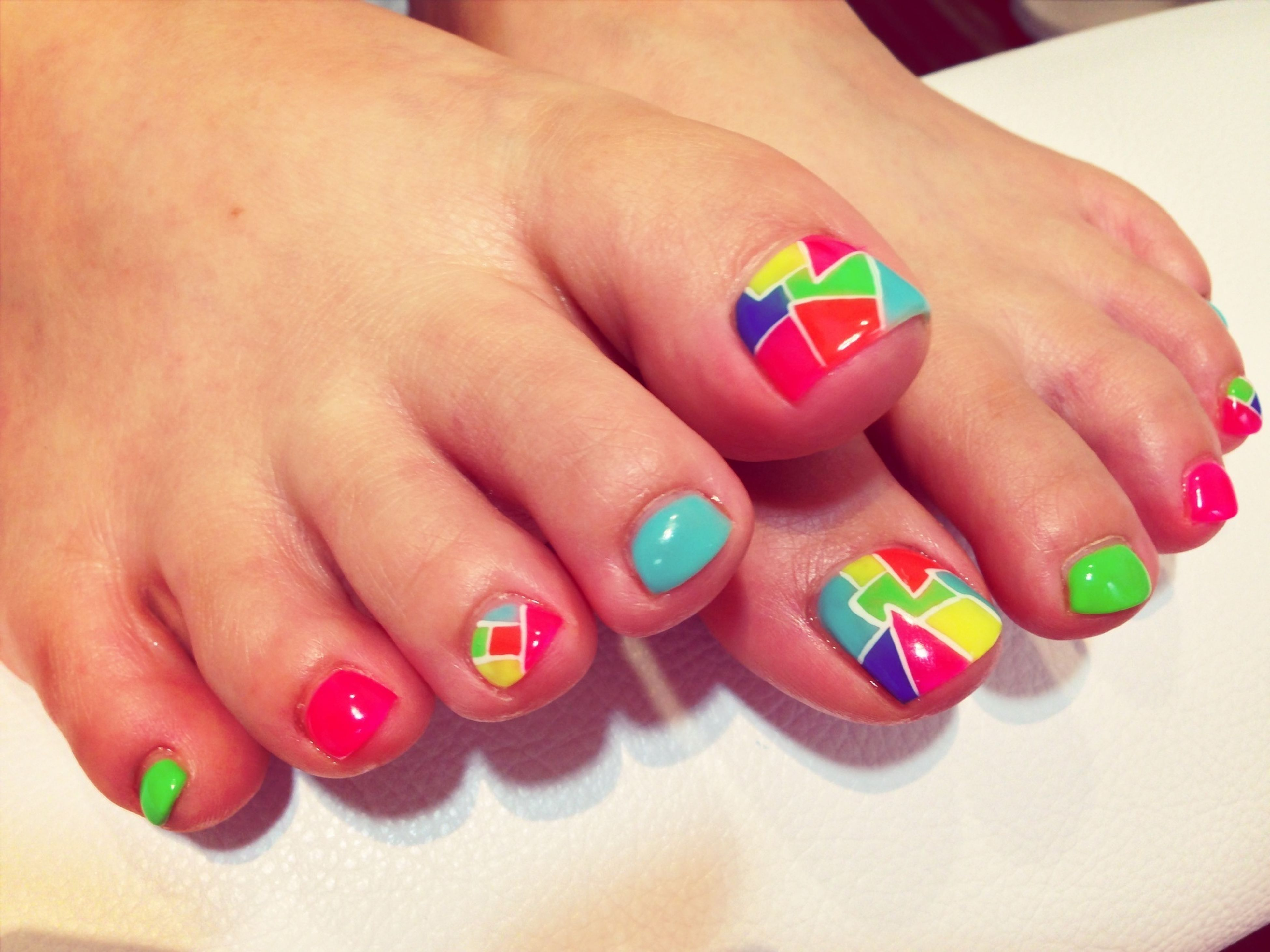 person, indoors, holding, part of, human finger, creativity, close-up, lifestyles, childhood, multi colored, high angle view, art, nail polish, leisure activity, cropped, art and craft