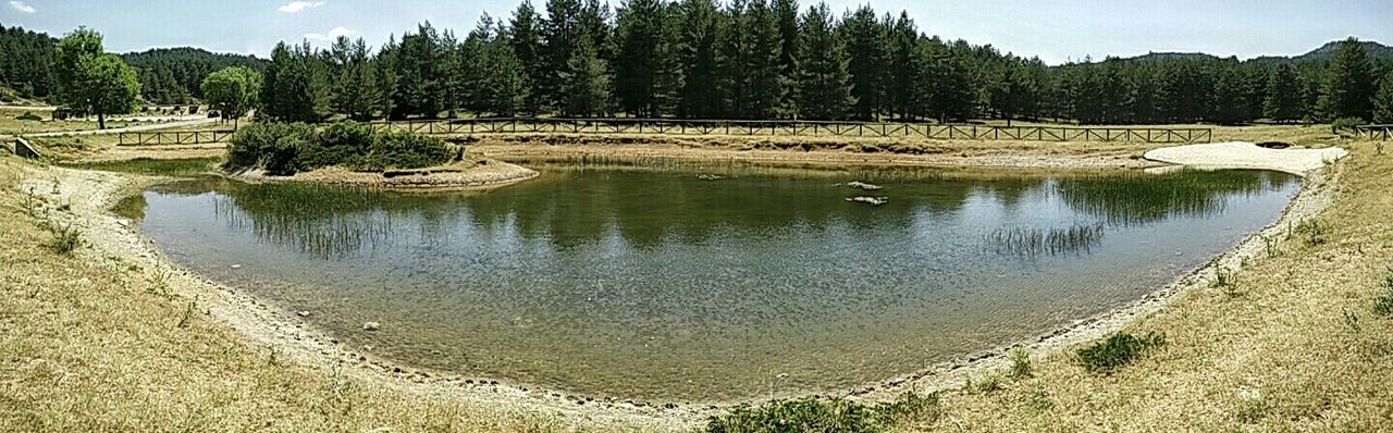 Lake Tajo