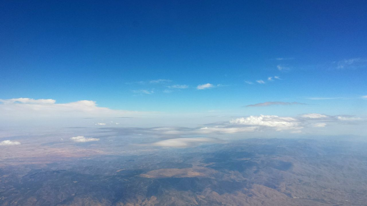 View From Above Clouds And Sky Landscapes