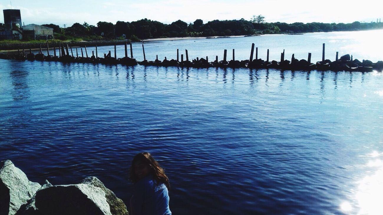 um dia lindo pra uns não diz nada é pra outros tem tudo a dizer First Eyeem Photo