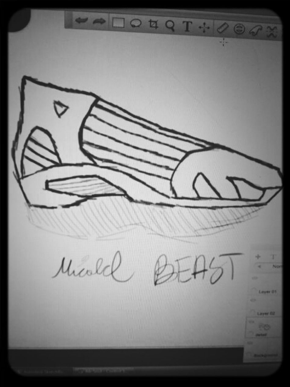 Quick sketch of the last shot 14s. Ill color it later.