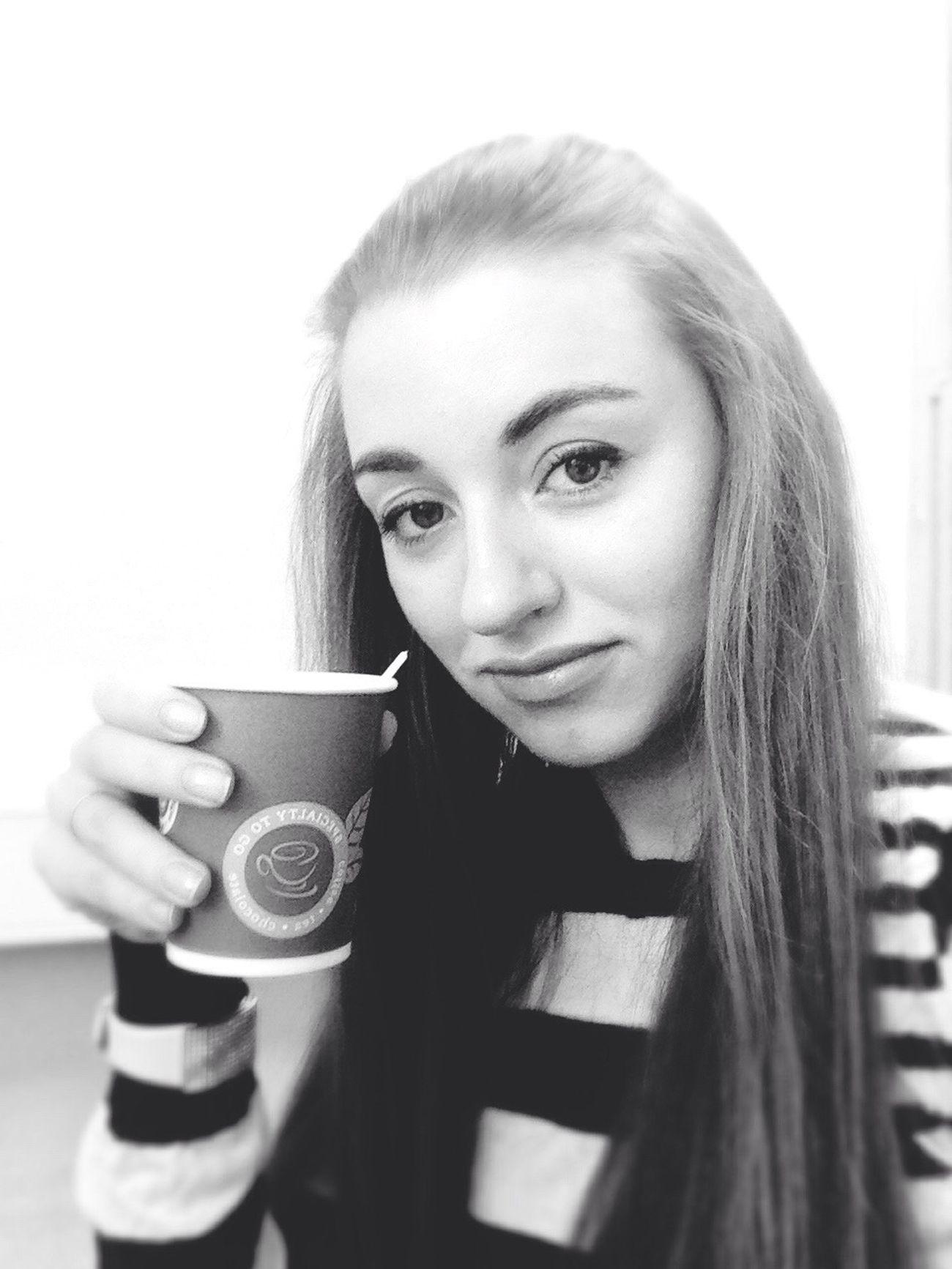 Coffee Girl Morning Msk