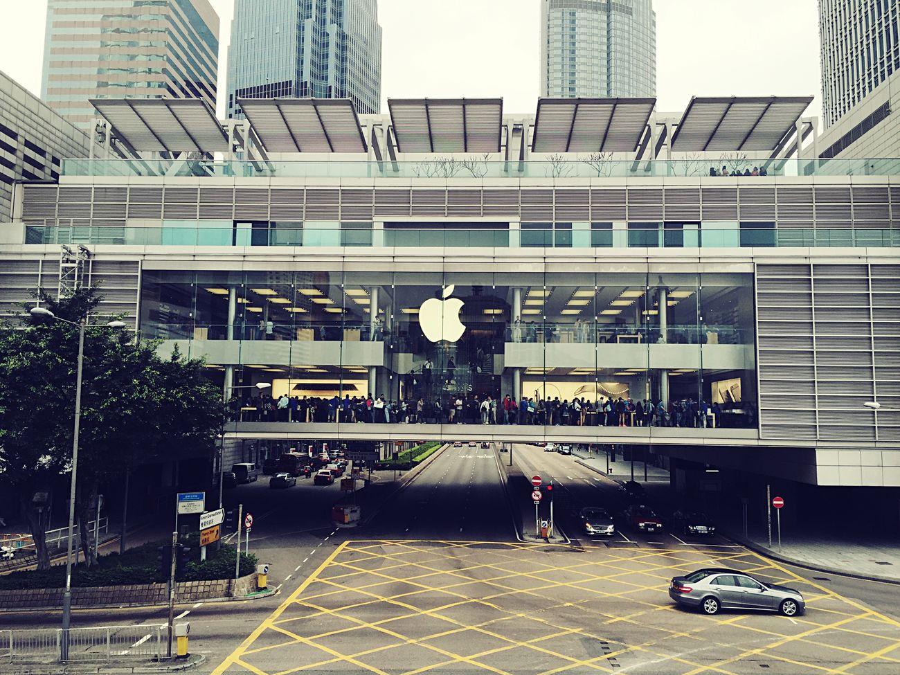 Hk HongKong Apple Vacation Trip