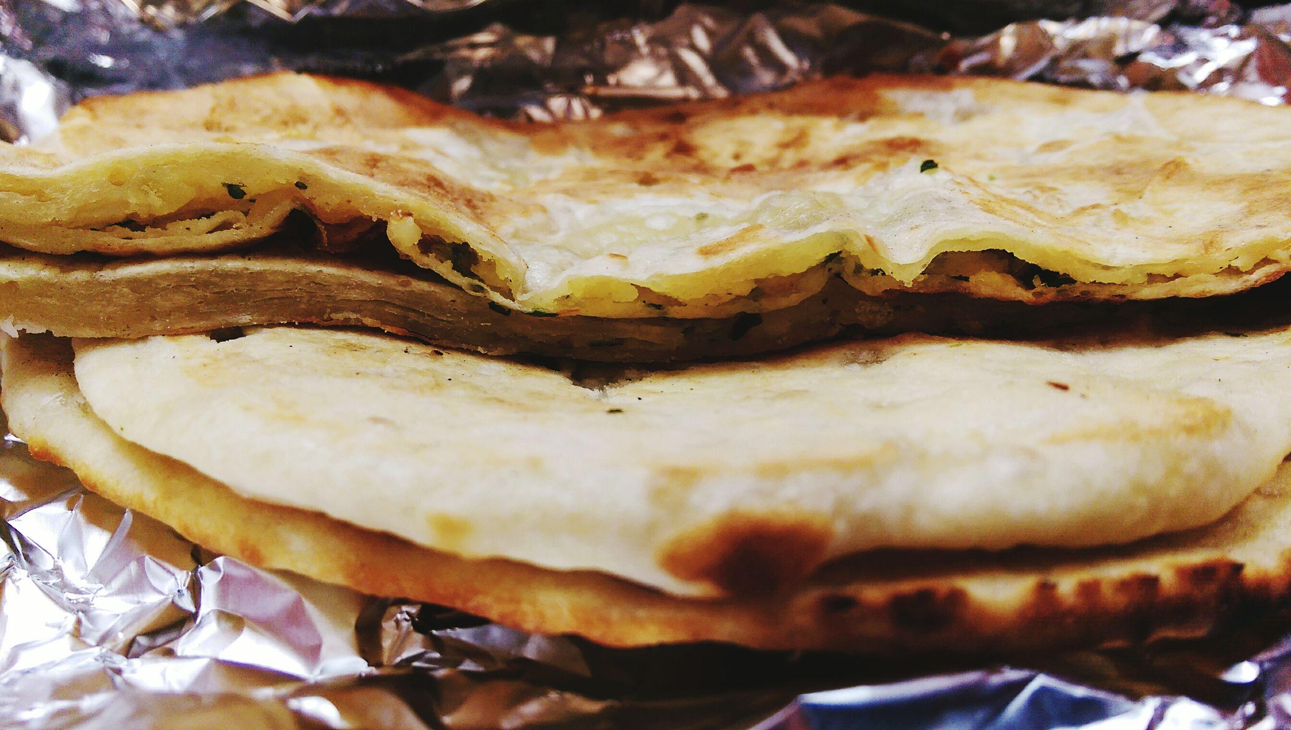 ::Indian bread for breakfast:: First Eyeem Photo