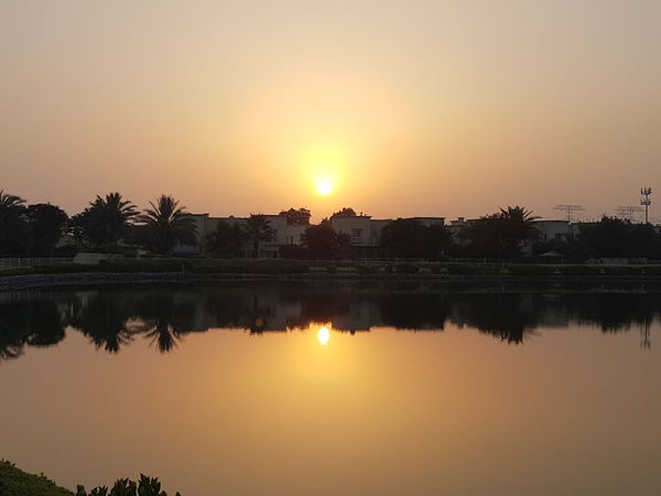 Sunrise_Collection ReflectionNoEditNoFilter Horizon Over Water Silhouette Outdoors Rural Scene Beauty Scenics Eye Em Nature Lover Reflecting Water Nature Beauty In Nature