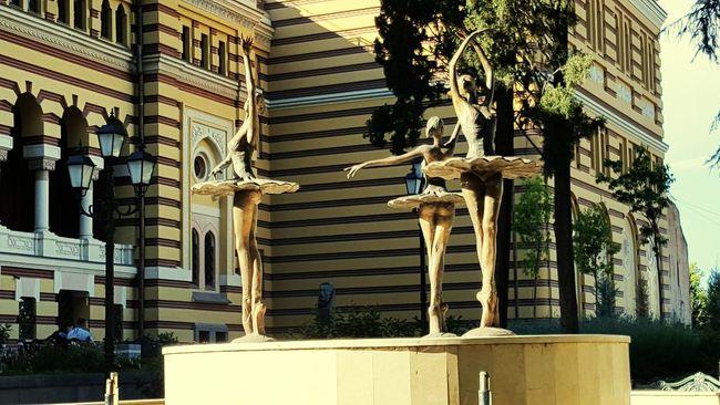 Tbilisi Opera Theatre! Tbilisi Opera House Ballerina