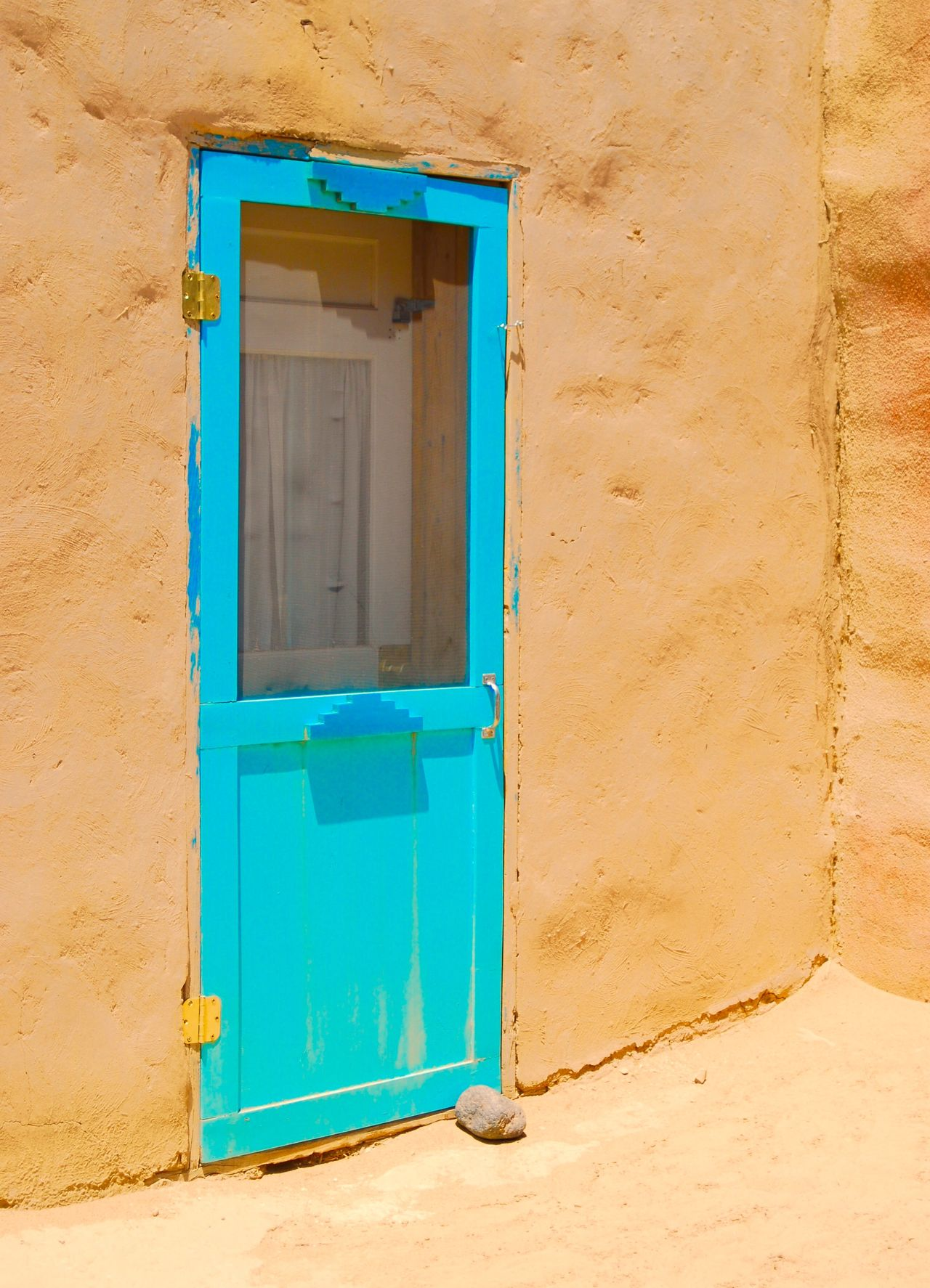 Beautiful stock photos of door, Architecture, Blue, Building Exterior, Built Structure