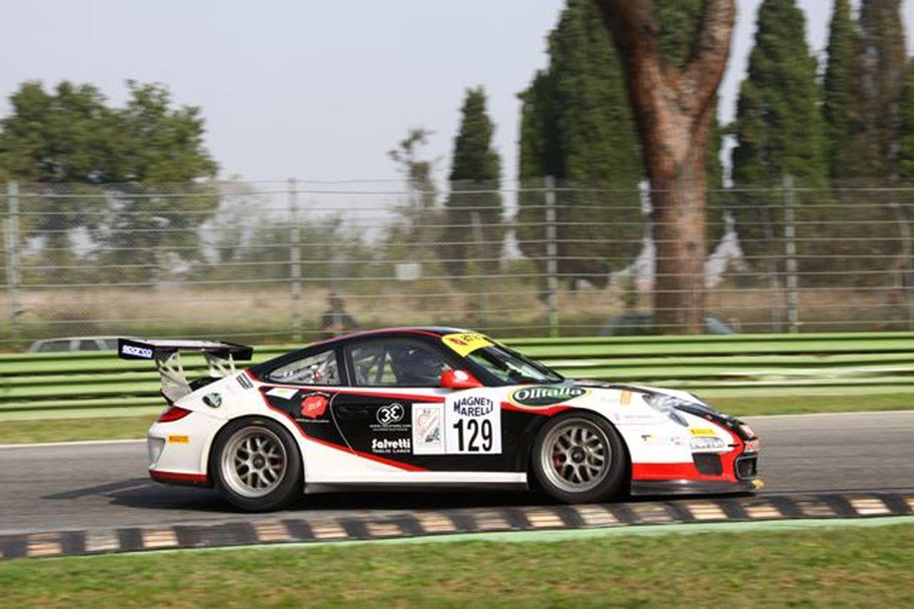 Porsche Race Imola Practice ItalianGT Gt3 Fast Lifestyle Motorsport