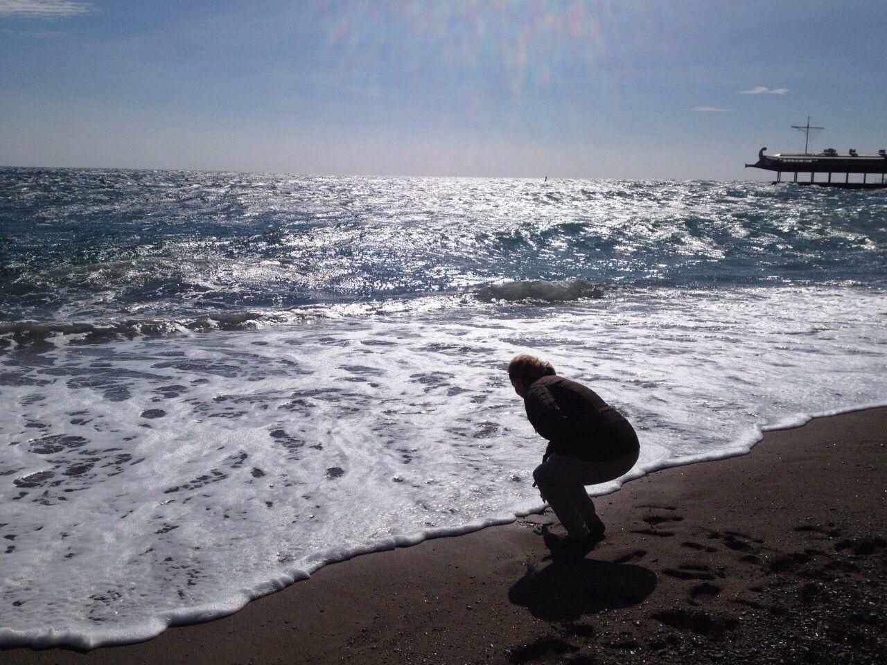 Крым, Ялта, осень. Crimea, Yalta, autumn. Crimea Yalta Autumn Blacksea Sea