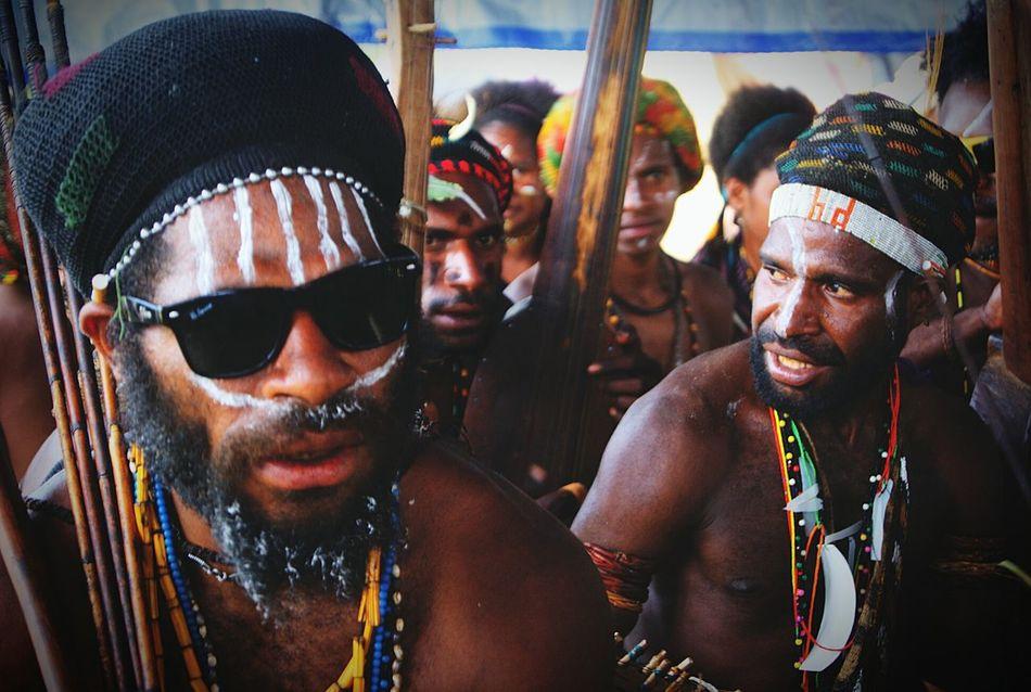 Papua,Indonesia Tolikara Local People Cultural Heritage Cultures Papuabarat Papuan INDONESIA Indonesian
