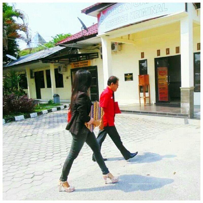 My new Routine with PB Perbakin Kalimantan Tengah .. .. Bissmilahirahmanirahim met pagi .. Semoga Hari ini penuh Berkah, Aamiin ~~ <3