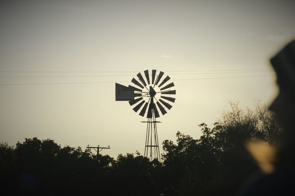 Silhouette Tranquility Outdoors Farm Amateur Photography Amateur Shot Wind Turbine Farm Life Beautiful Mistake South Africa Nature On Your Doorstep Amateurshot Warmlight