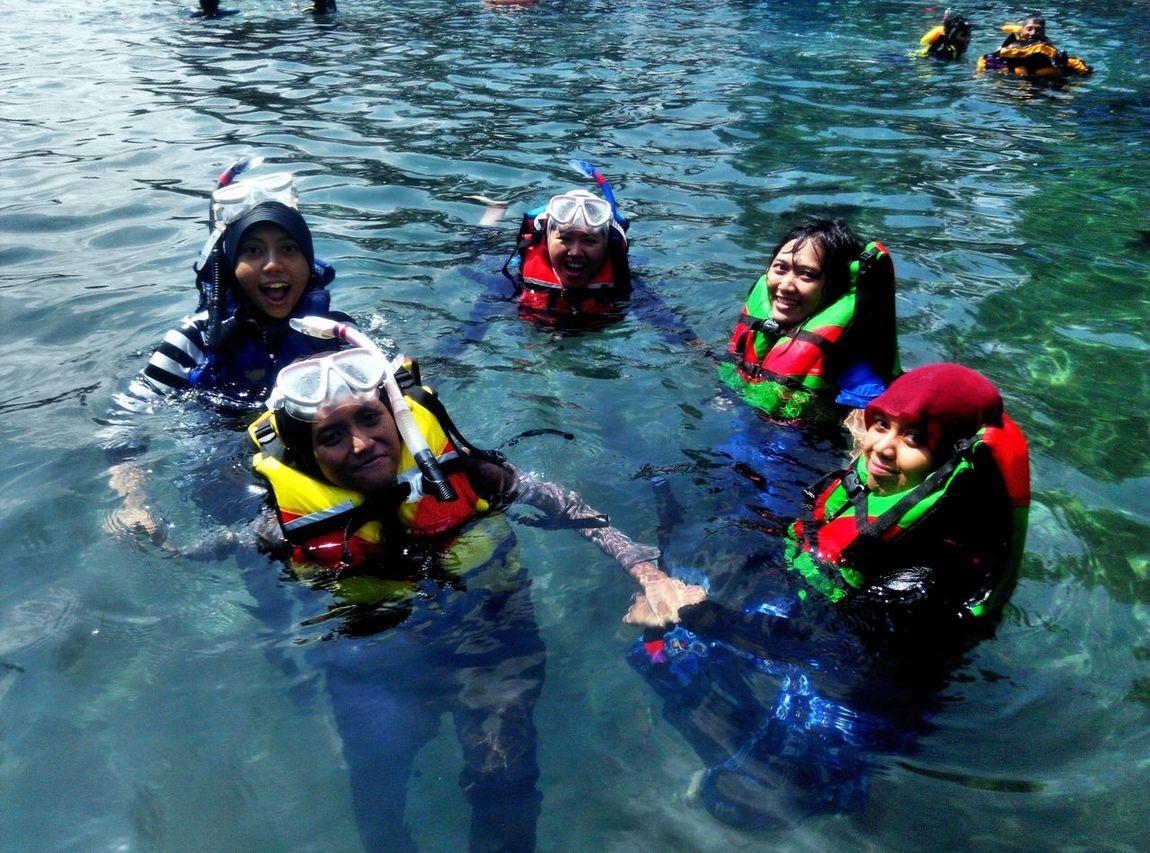 Snorkelling Swimming