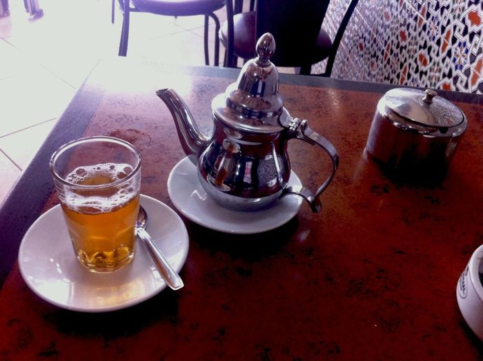 Tea Time Moroccan Tea