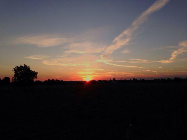 Sunsets Sun Beautiful Amazing First Eyeem Photo