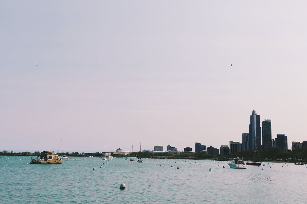 Roaming Chicago Urbanphotography Chicago Overview Walking With Friends Water Waterscape Water Surface Cityscapes City City Life