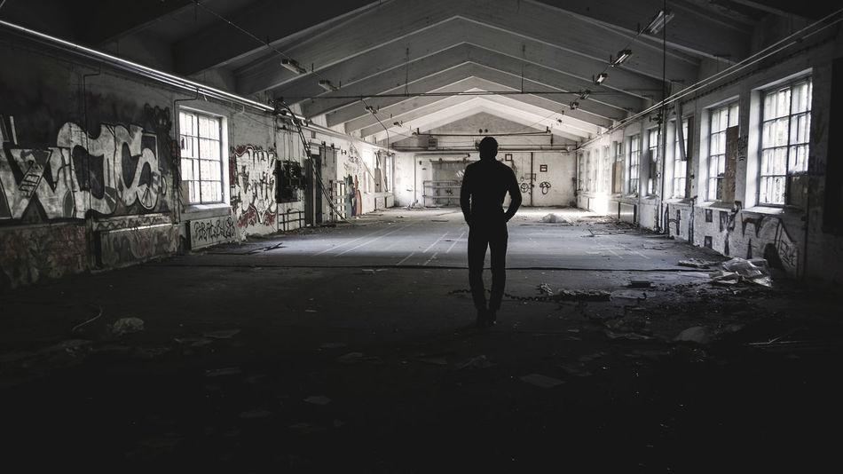 Abandoned Factory Tornator Urbanexploration Lahti Finland