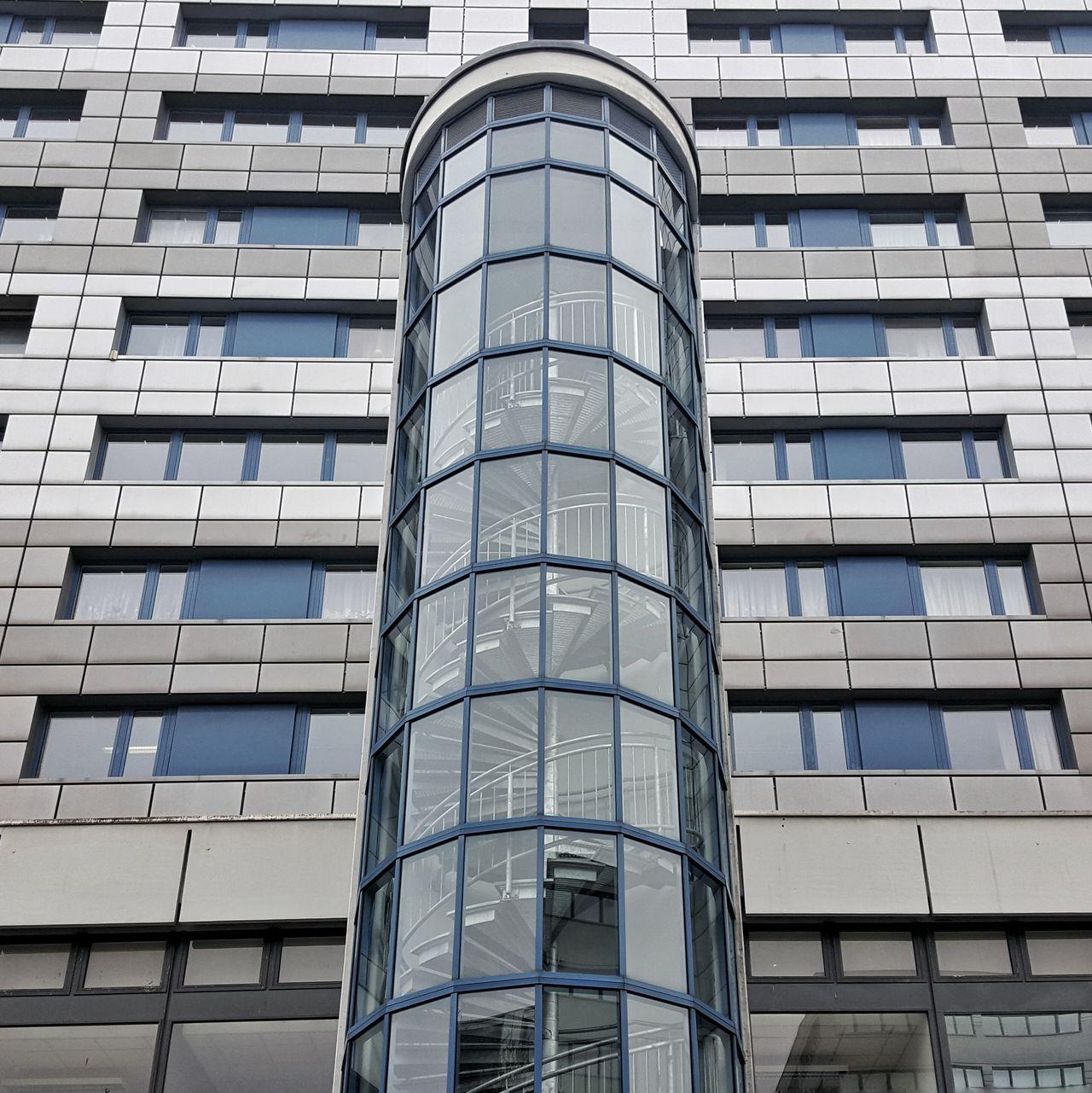 Modern Berlin Architecture Façade Glassandsteel 365 365project 60of365 60/365