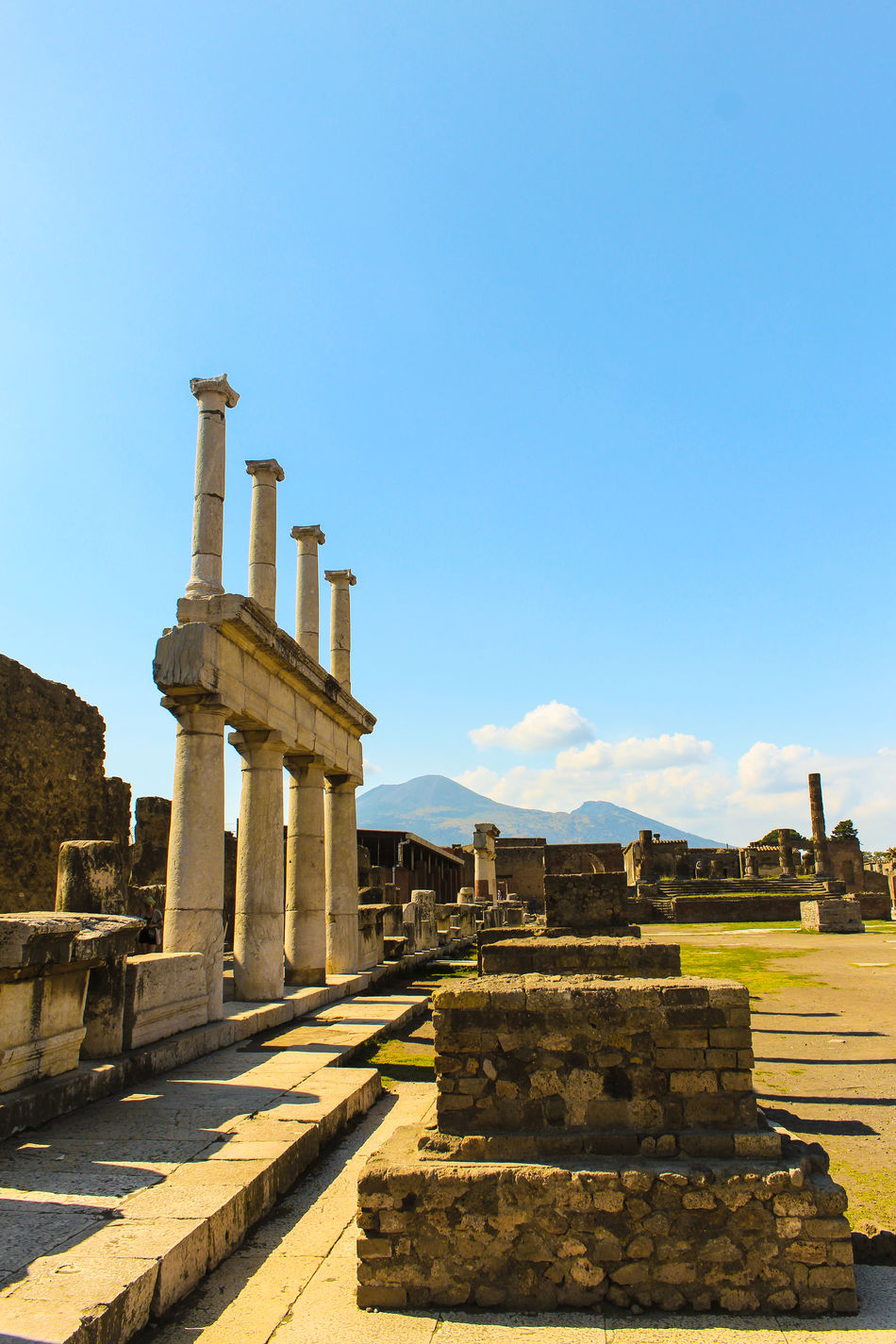 Beautiful stock photos of pompeii, Ancient, Ancient Rome, Architectural Column, Architecture