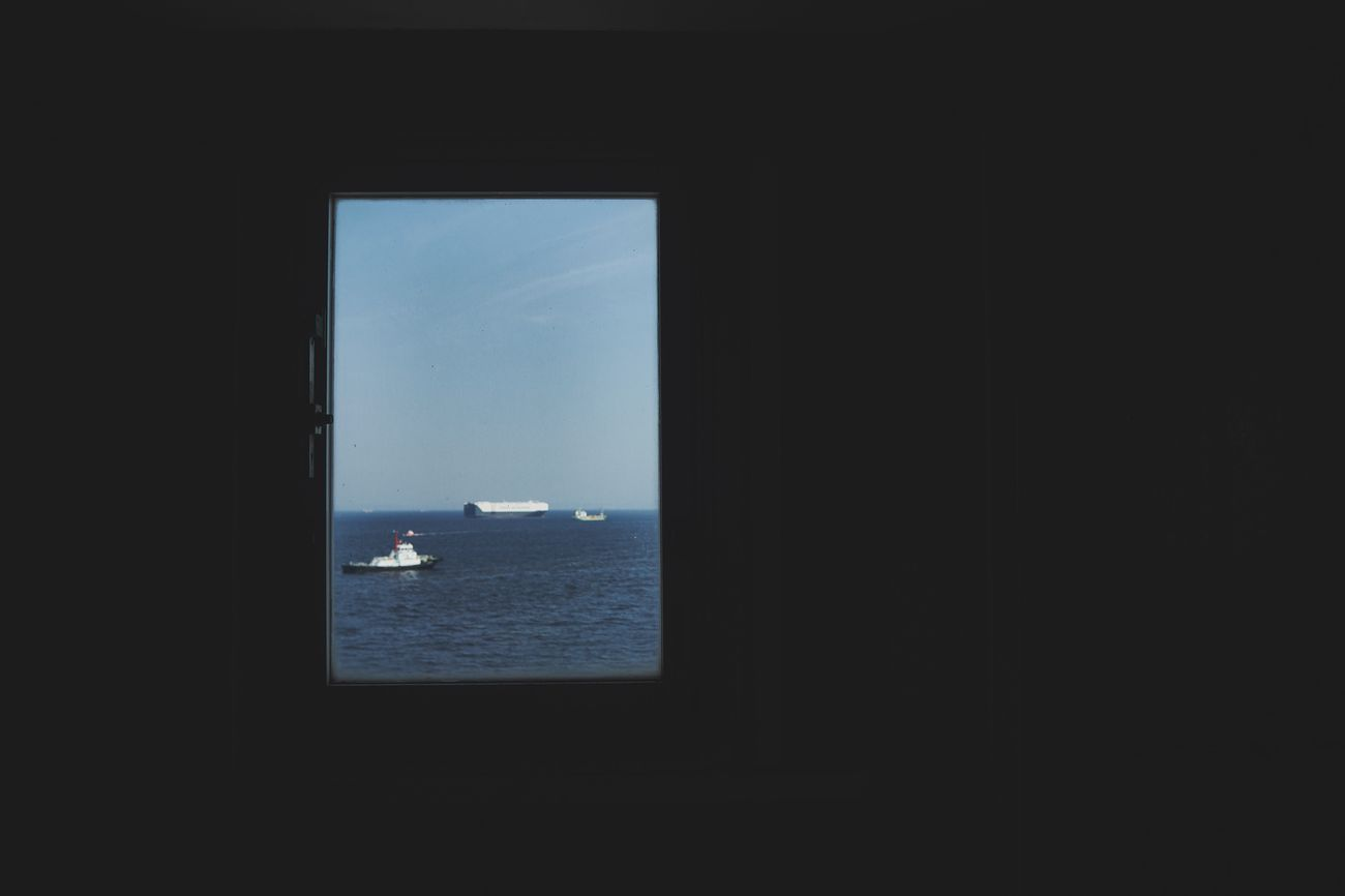 Sea Window Water Indoors  Built Structure Sky Day No People Architecture Horizon Over Water Nature Building Exterior Close-up Picture Abstract Abstract Photography Square Sea And Sky Ship Dark Photography EyeEm Best Shots Eye4photography