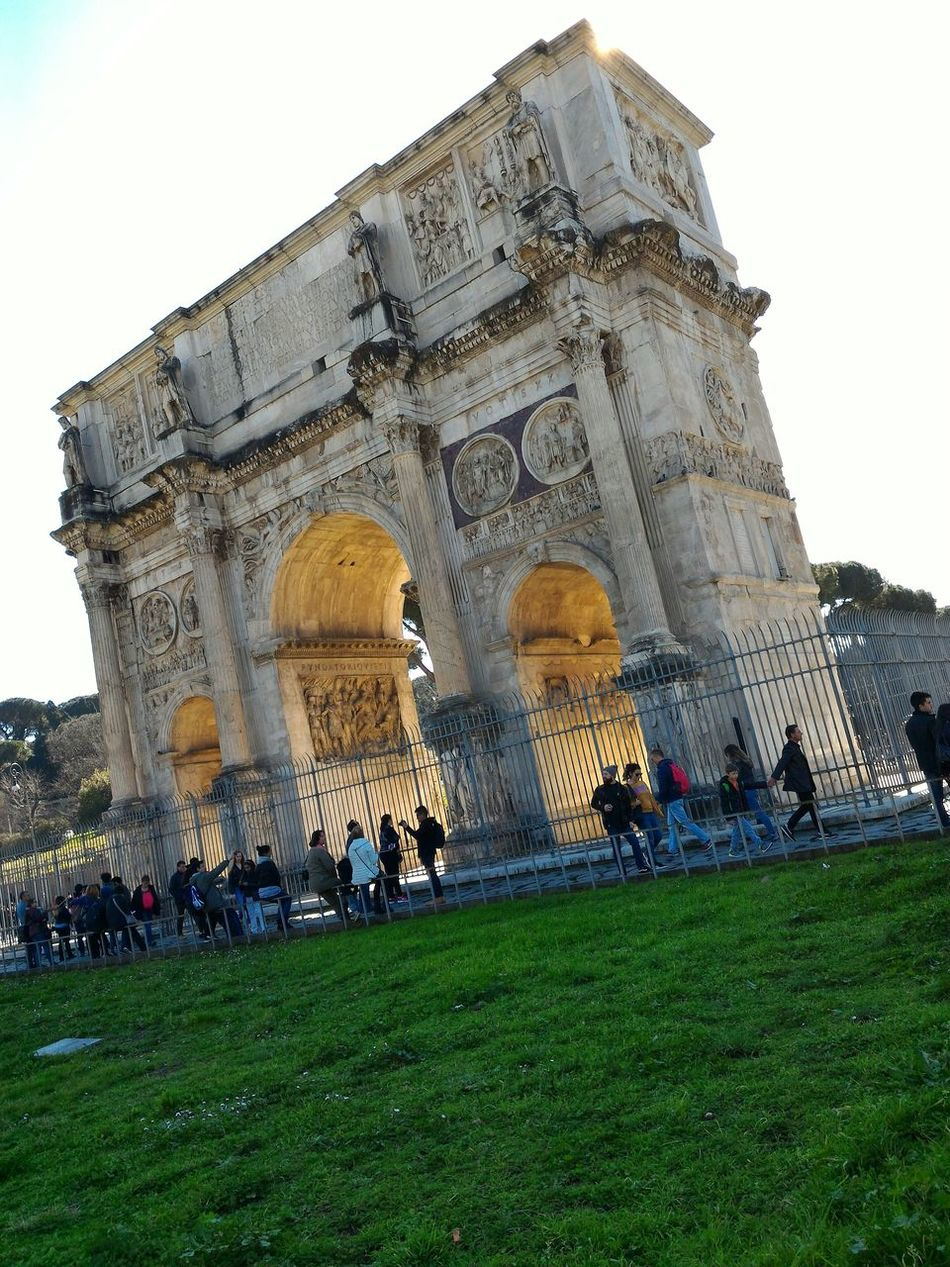Costantino Arch Rome Italy🇮🇹