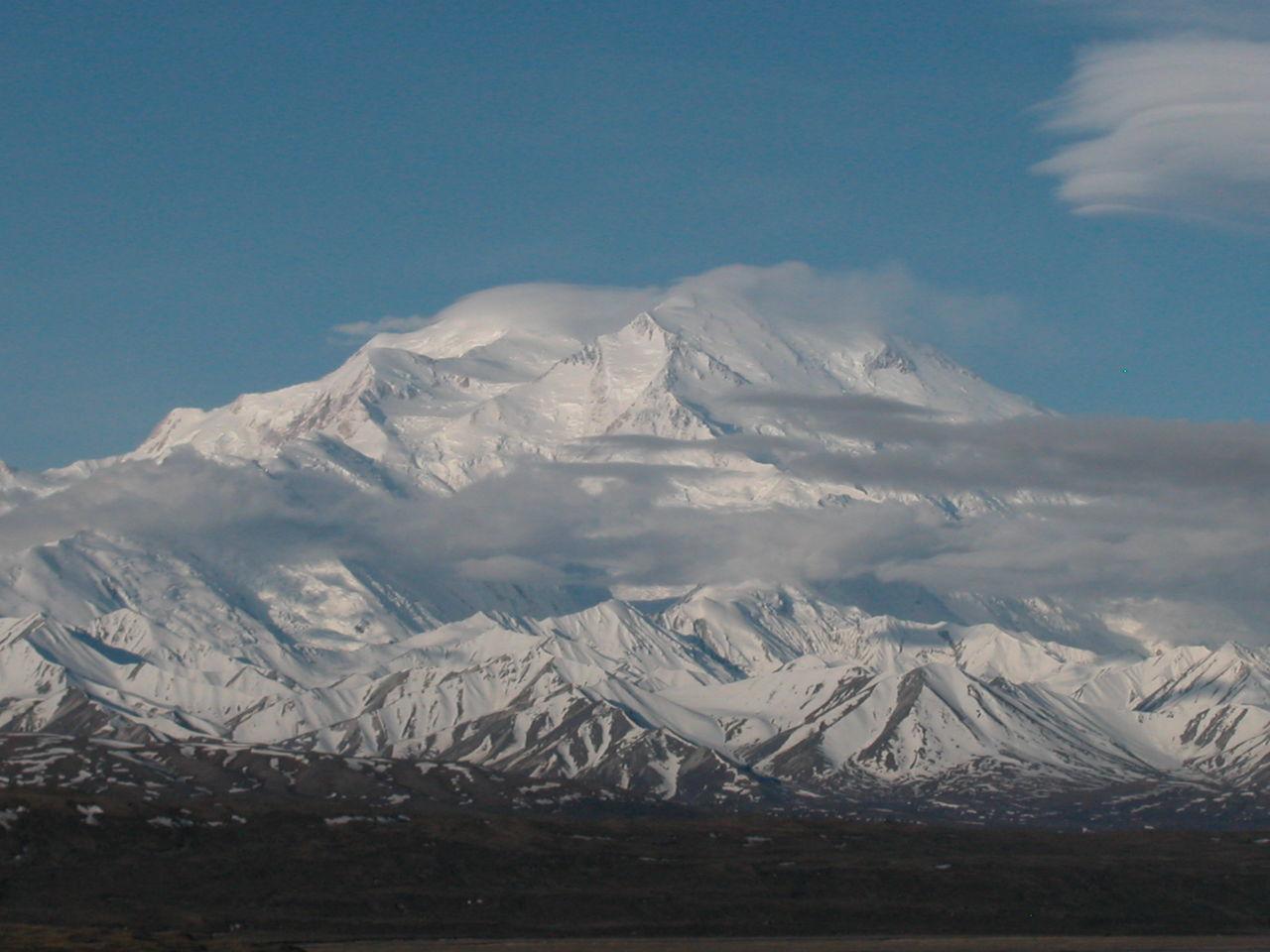 Alaska Denali National Park Mt Desert ME Mt McKinley