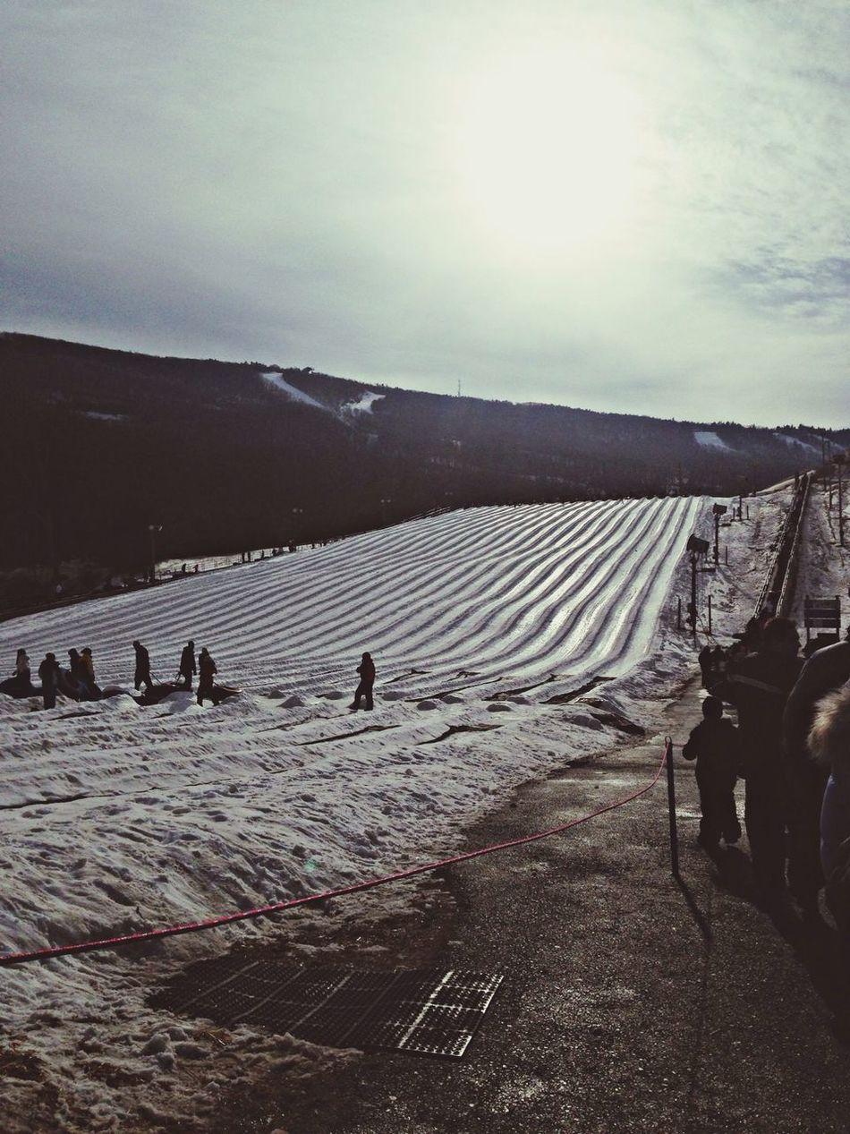 Snowtubing!