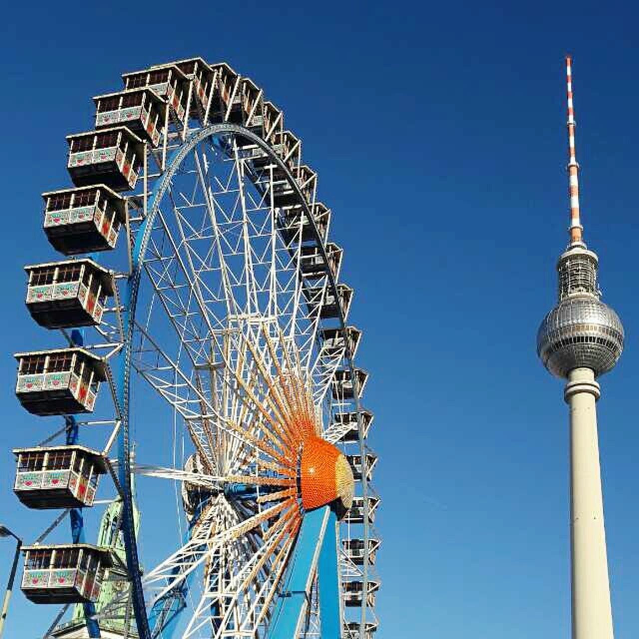 Berlin Funkturm Riesenrad Ferris Wheel