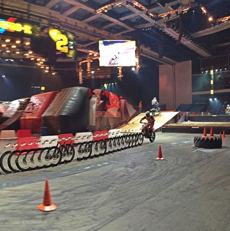 Motorcycles Motocross Moscow Show Fynnymoments  Panoramashot Wheels