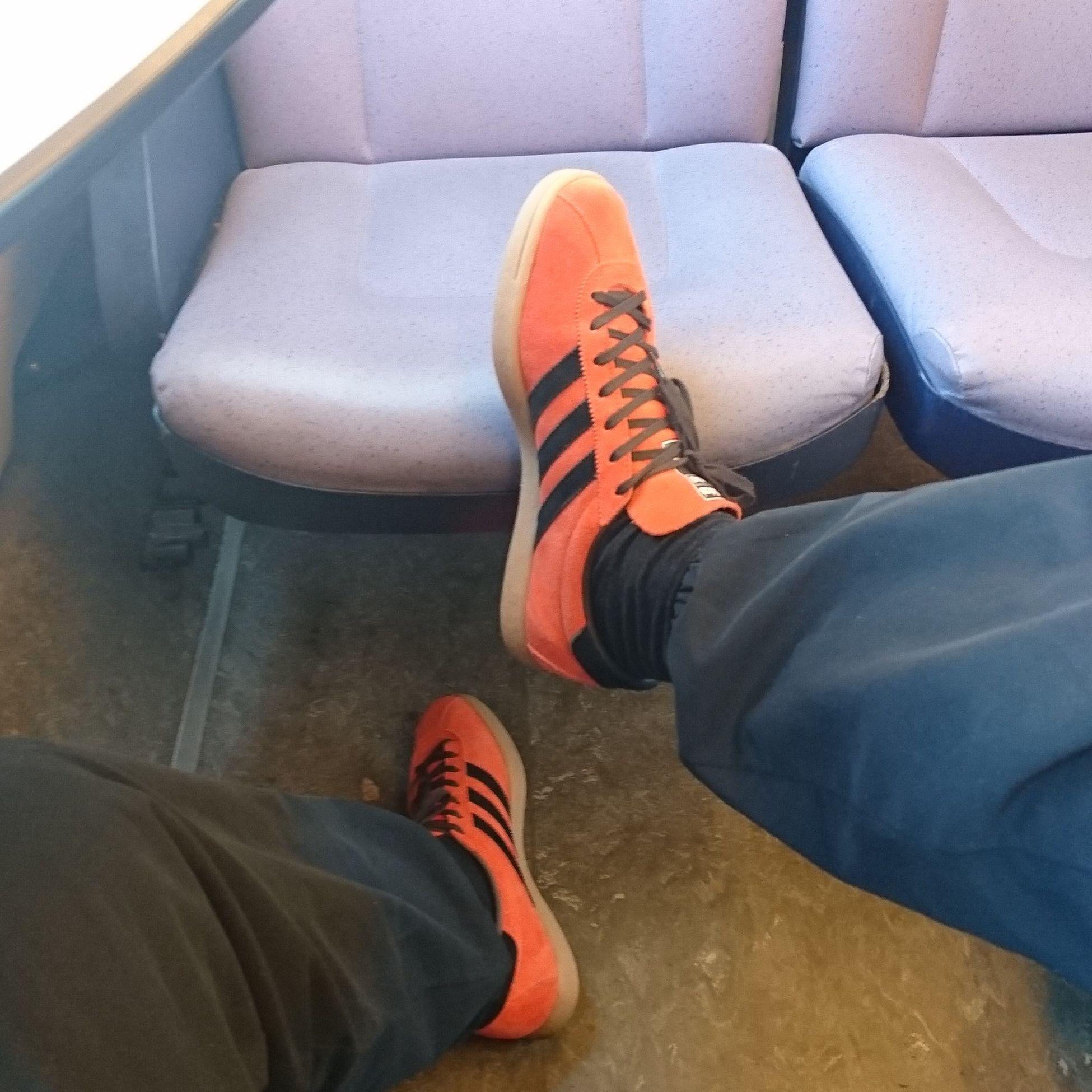 Trainwanker Adidastrinidadandtobago Thebrandwiththethreestripes Thebluebox 3Stripes2soles1love