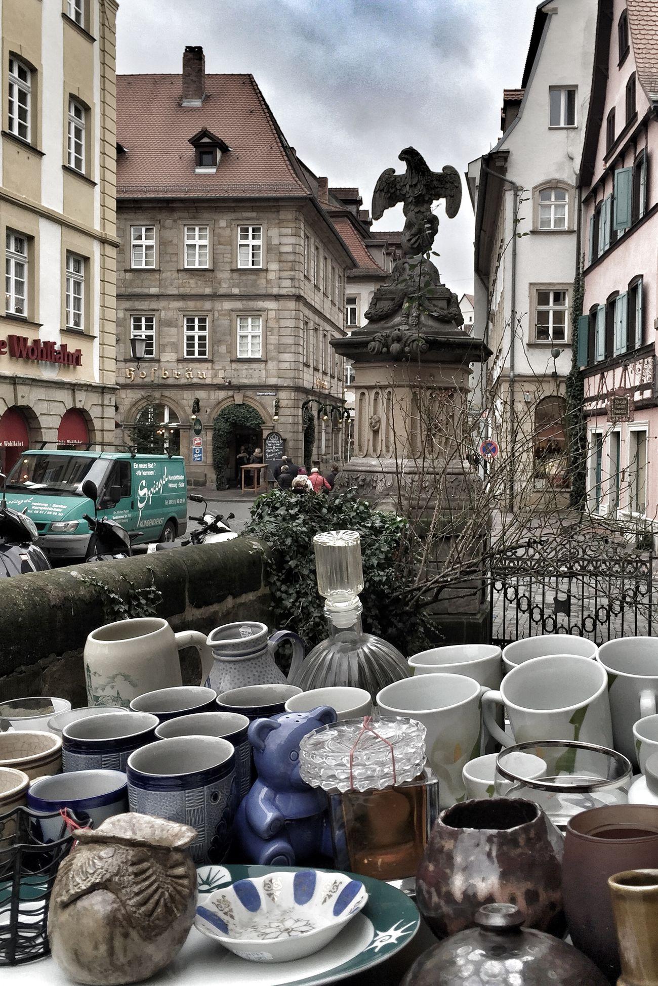 Bamberg  EyeEm Antique Hofbräu The Eagle Has Landed