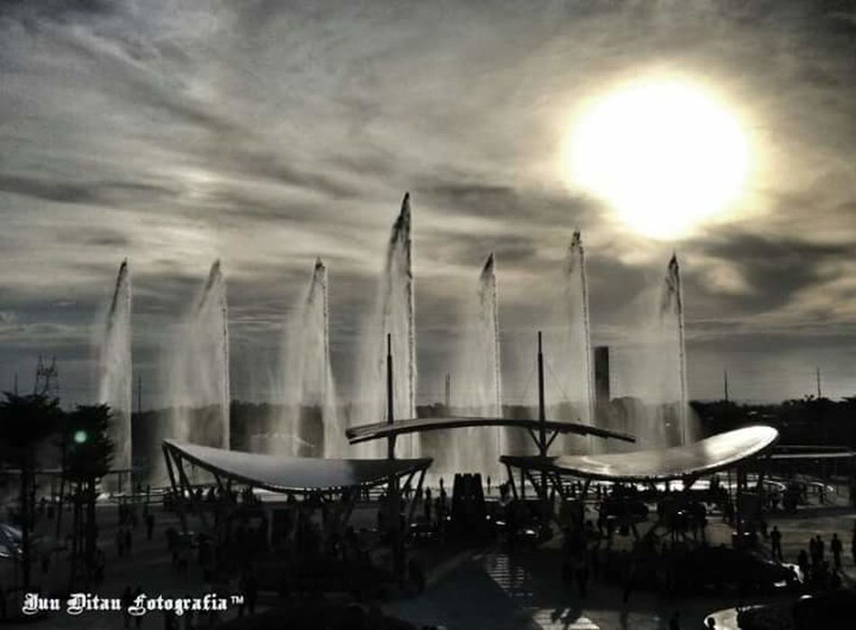 Sunset at Philippine Arena Travel Destinations Cloud - Sky Outdoors