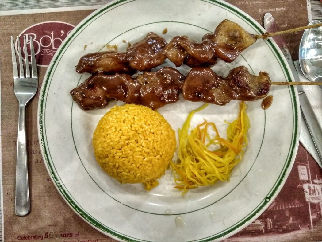 Sate babe Food Ready-to-eat Plate