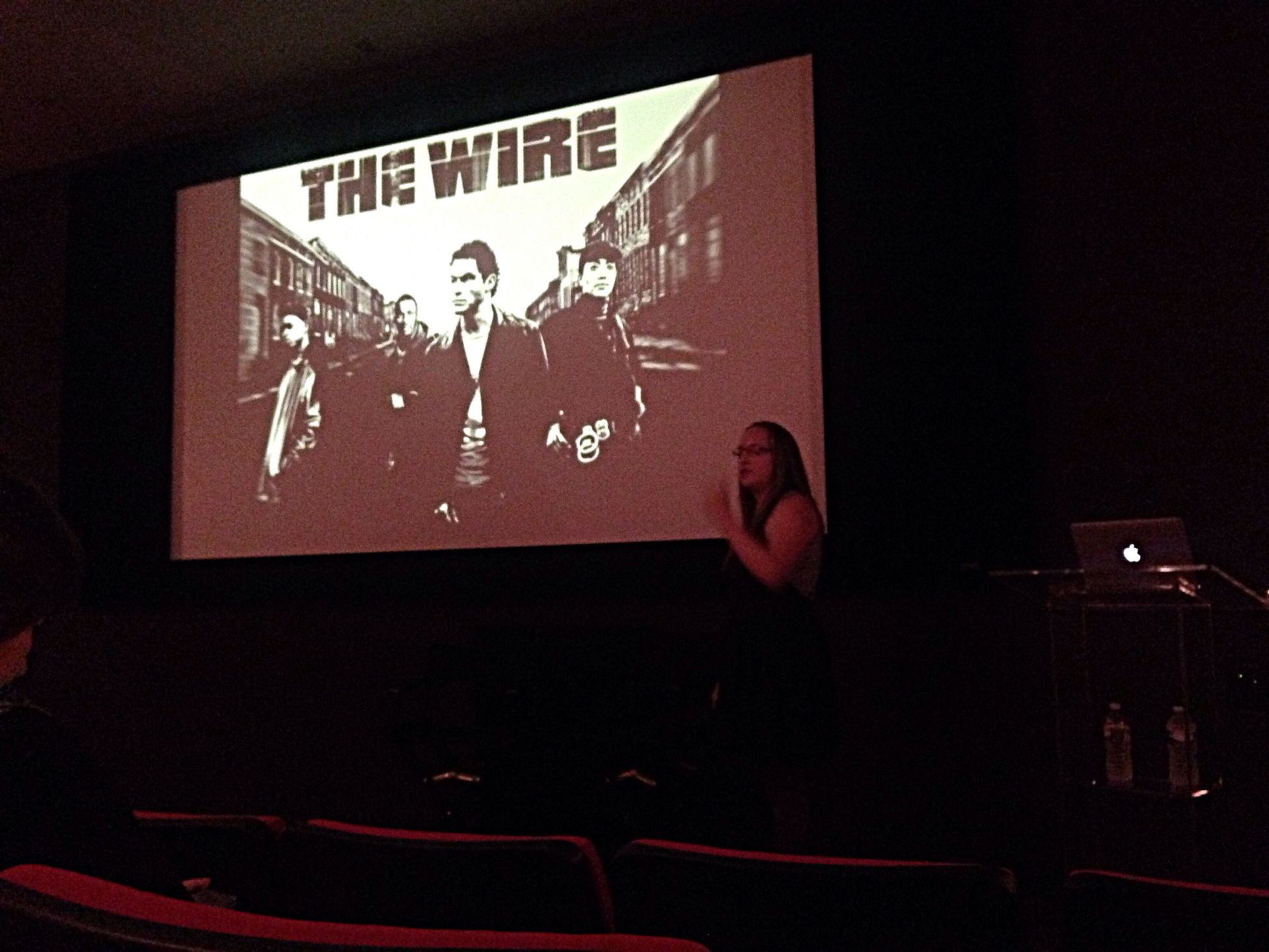 Showrunner Masterclass -- @CaitlinBurns shares lessons from the Story Business at @NYMediaCenter