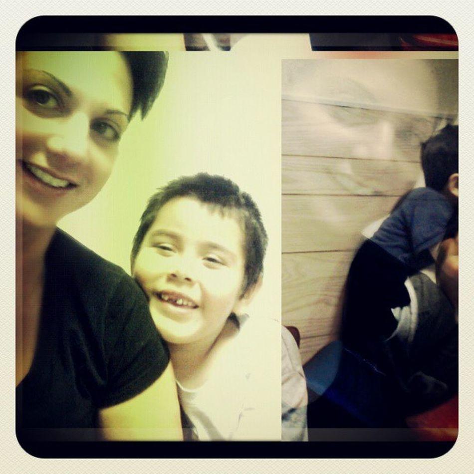 One of our Littleninjas Kids Sanjosekids Mmakids Mrandy Afterschoolprograms Getkidsfit Martialarts Chokeoutcancer Chokeouttv
