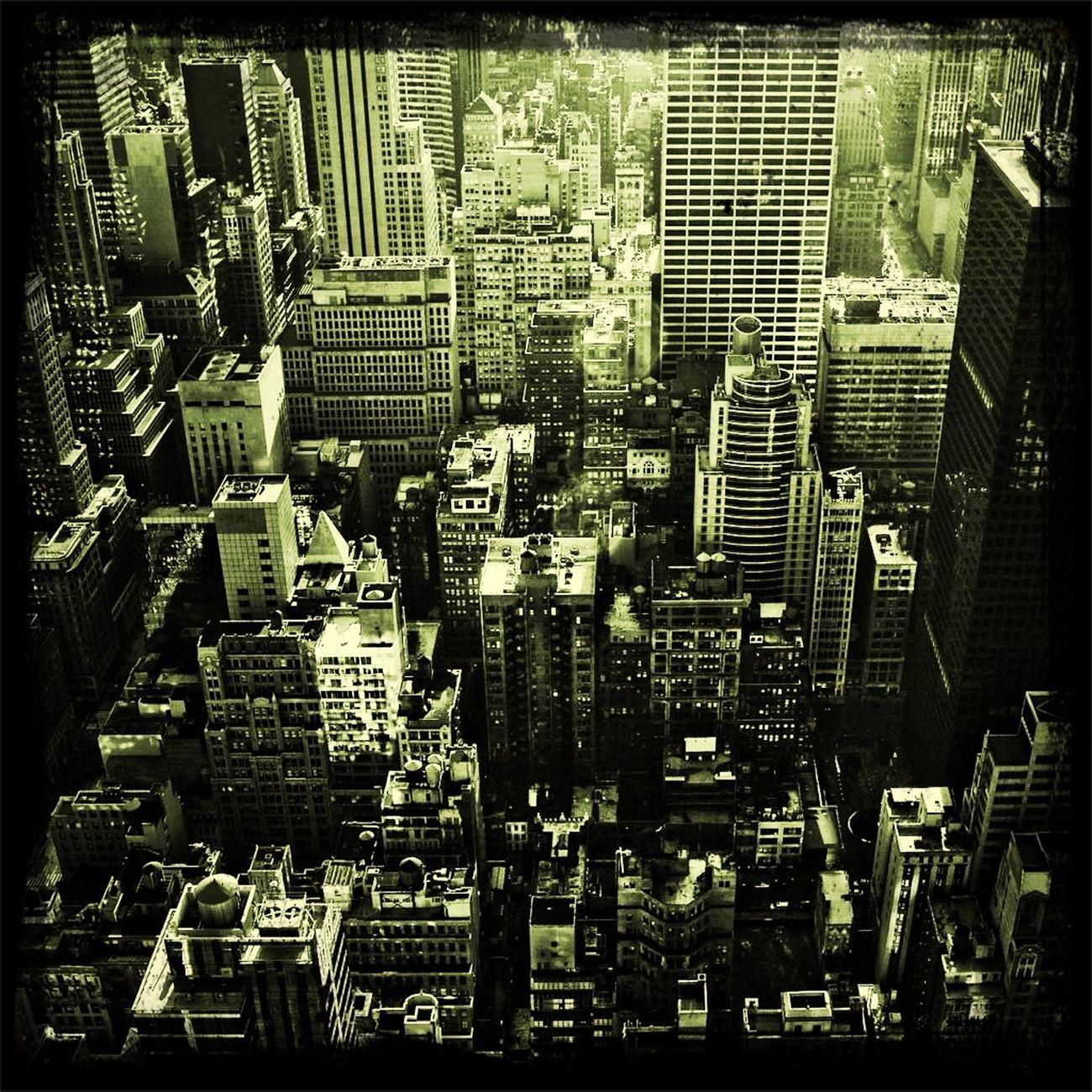 Skyline NYC I Miss The City