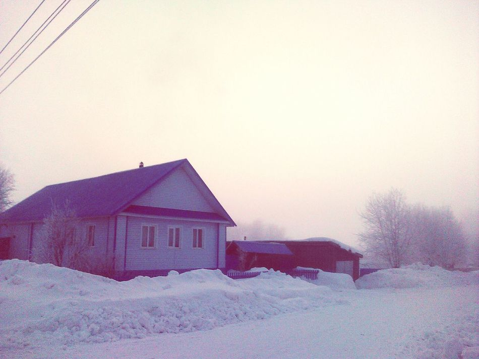 утро Cold Temperature Morning First Eyeem Photo
