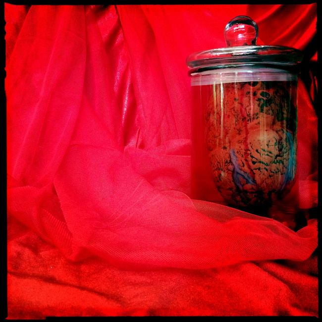 Close-up Detail Heart Jar No People Oddity Red Selective Focus Still Life