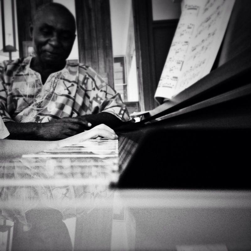 le lundi c'est piano by ceceama