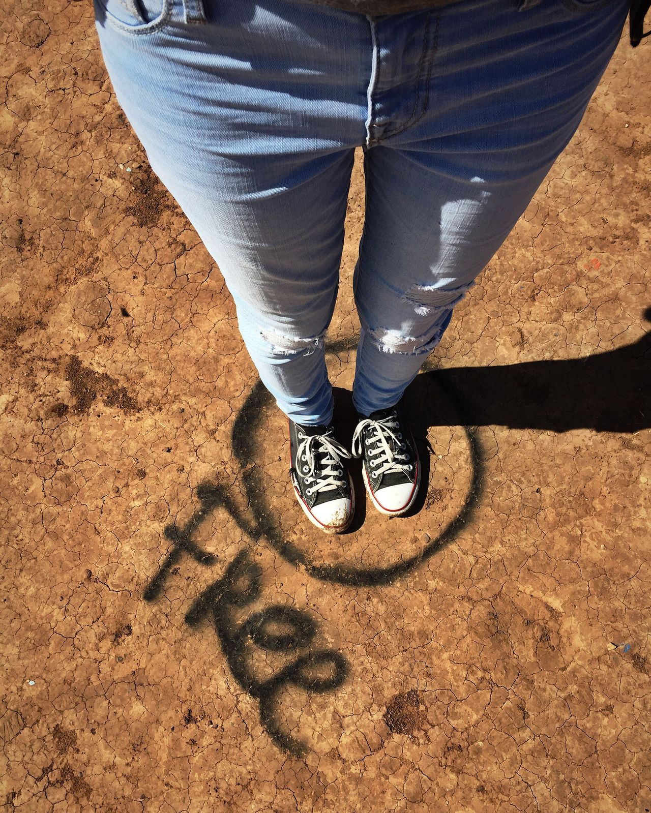 Finding New Frontiers Freedom Free Jeans Texas All Star Artistic Tumblr EyeEmNewHere