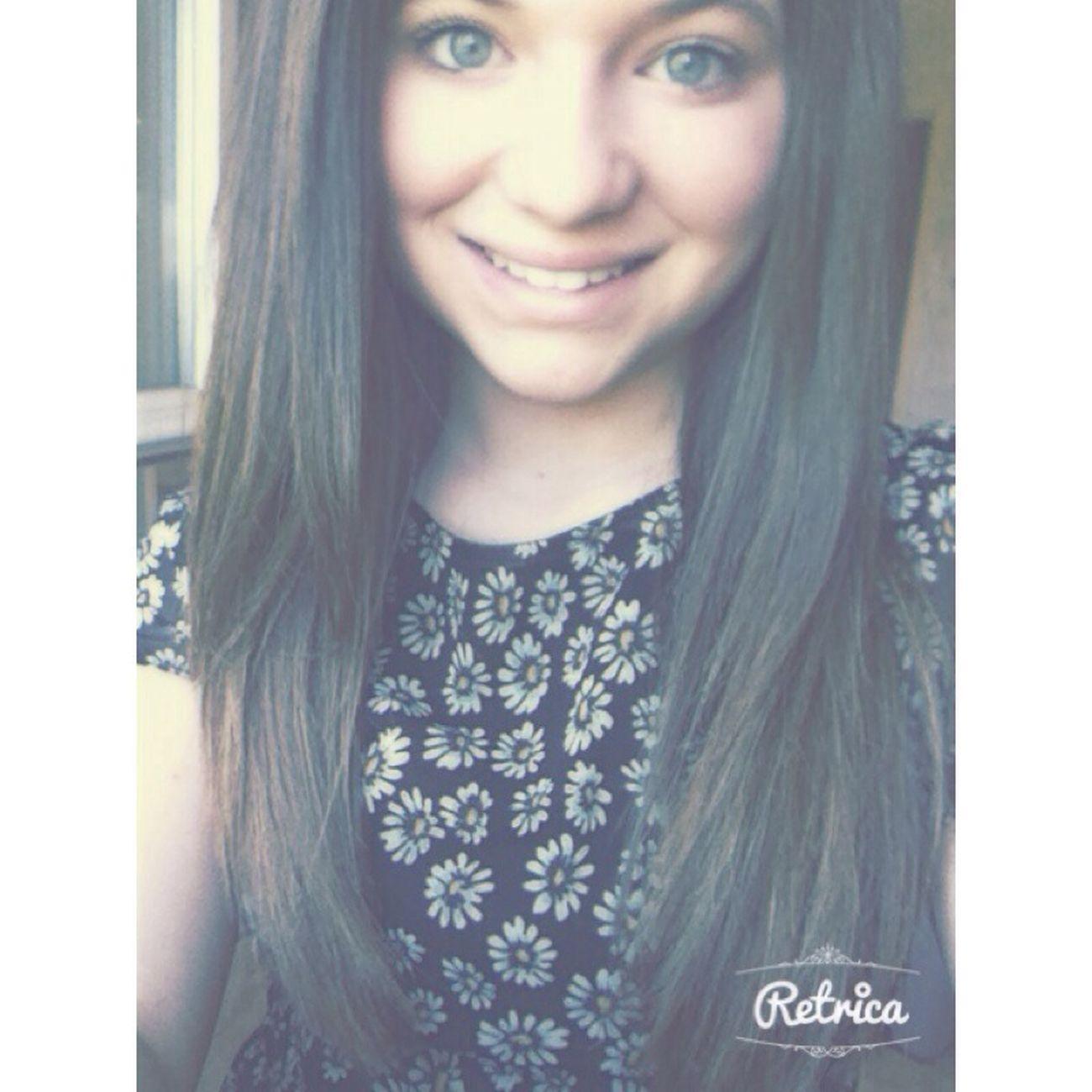 Color Portrait Selfie Me