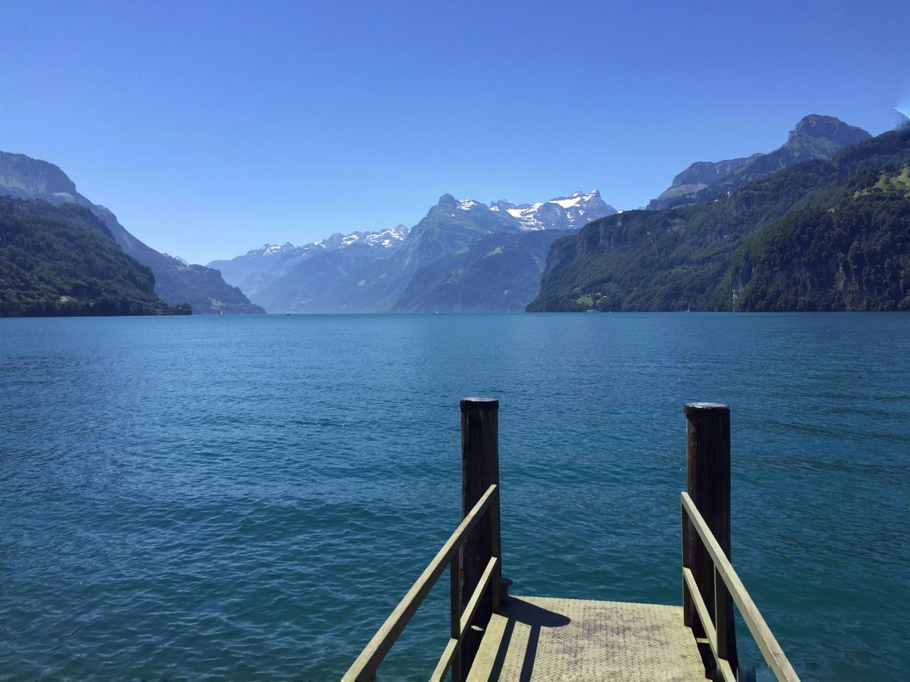 Beautiful stock photos of lake, Beauty In Nature, Clear Sky, Copy Space, Day