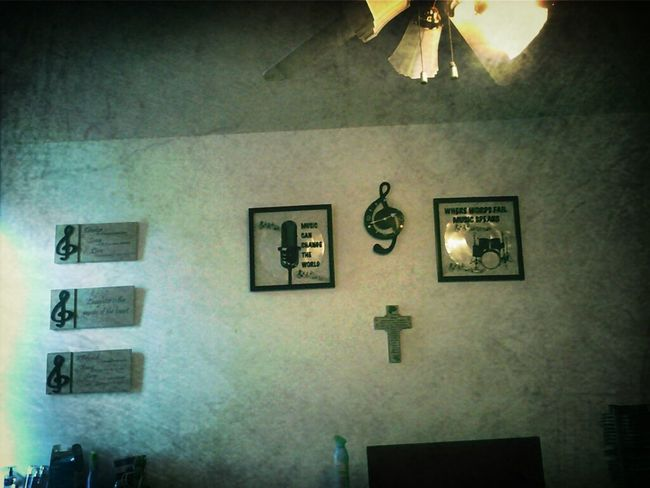 Finally got some stuff on a wall in my room. Now I wanna buy some more