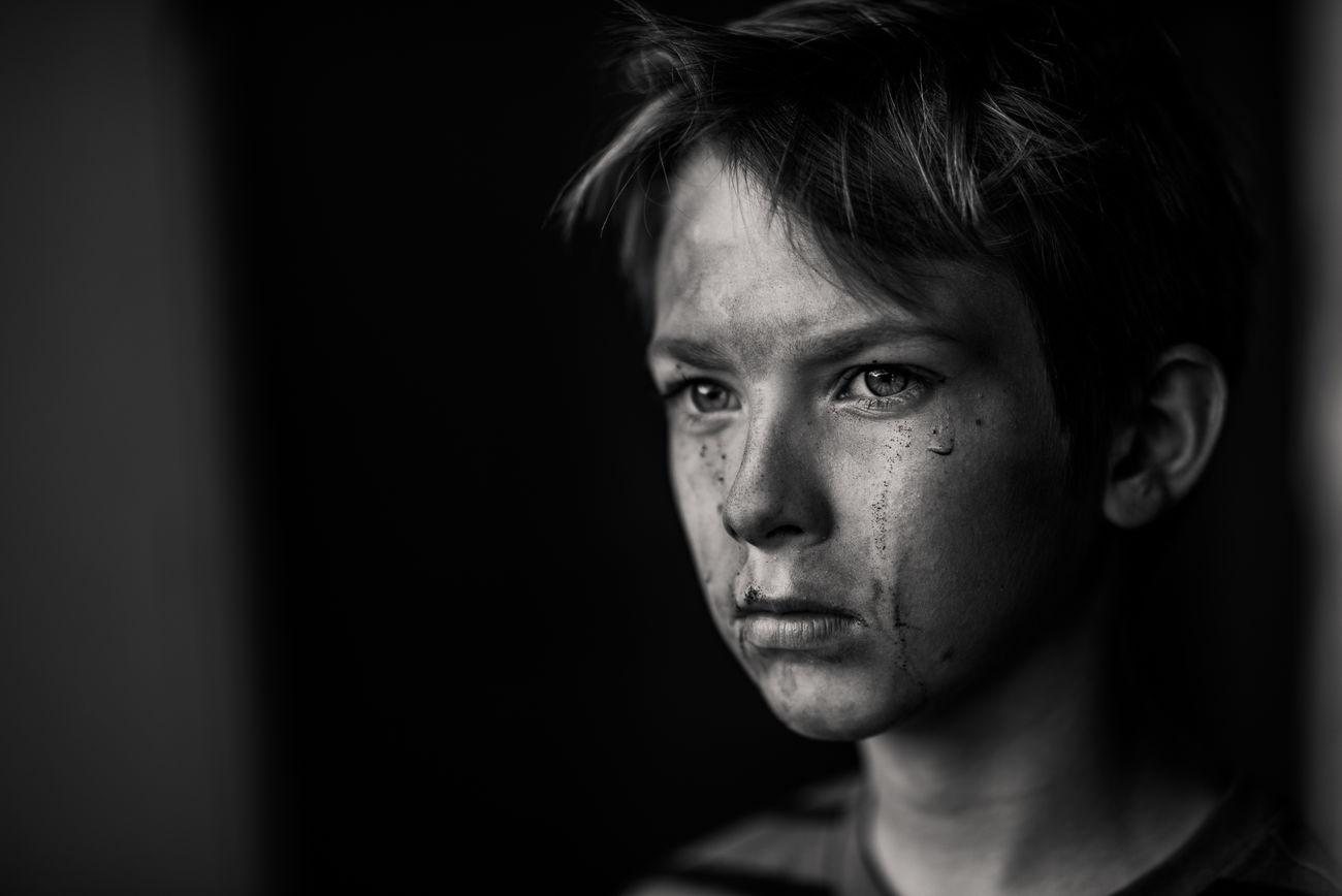 Dust bowl brawler. Nikon Portrait Streetphoto_bw Blackandwhite Monochrome 85mm B&W Portrait