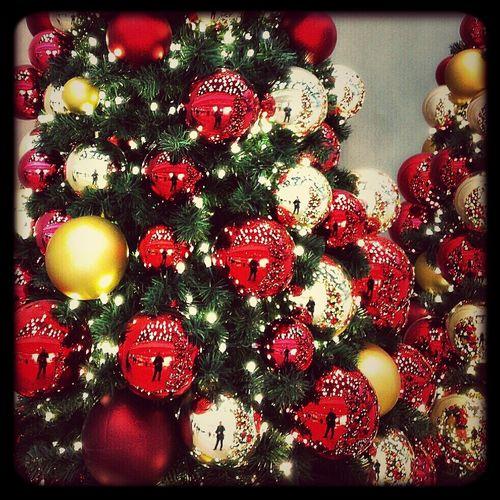 Ich wünsche euch schöne Feiertage und einen guten Start ins neue Jahr! Merry Christmas! Weihnachtsbaum Weihnachten