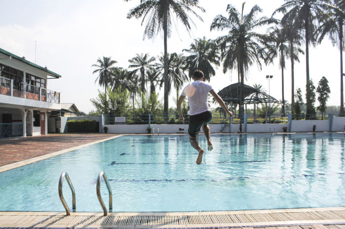 Day Jump Jumping Jumpshot Leisure Activity Lifestyles Outdoors Pool Pool Party Pool Time Poolside Swim Swiming Swimming Swimming Pool Swimming Time Swimmingpool Colour Of Life