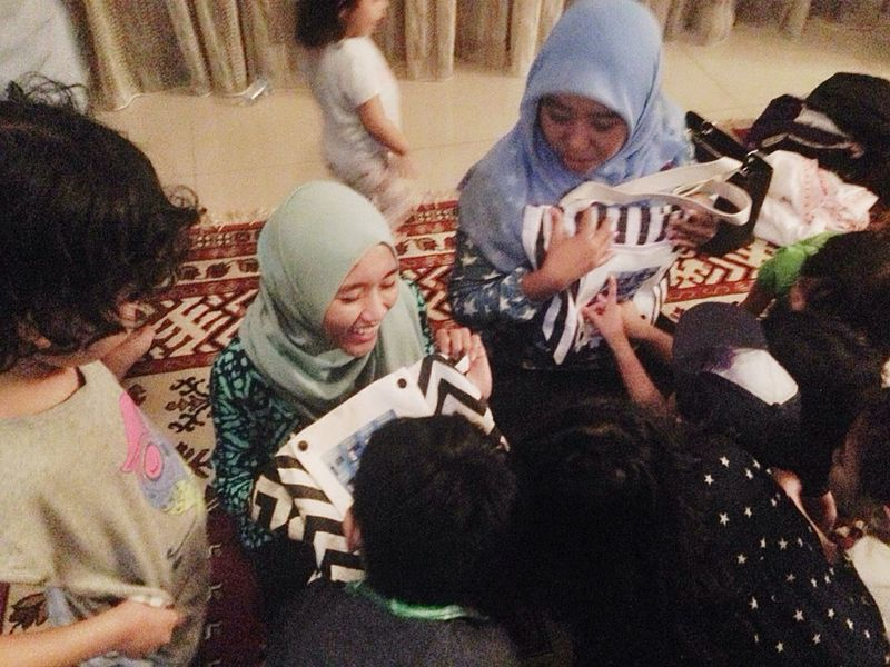 Bukber K2B's Class By ITag Impressive Mind By ITag K2B Class By ITag Kids By ITag Driaz And Friends By ITag