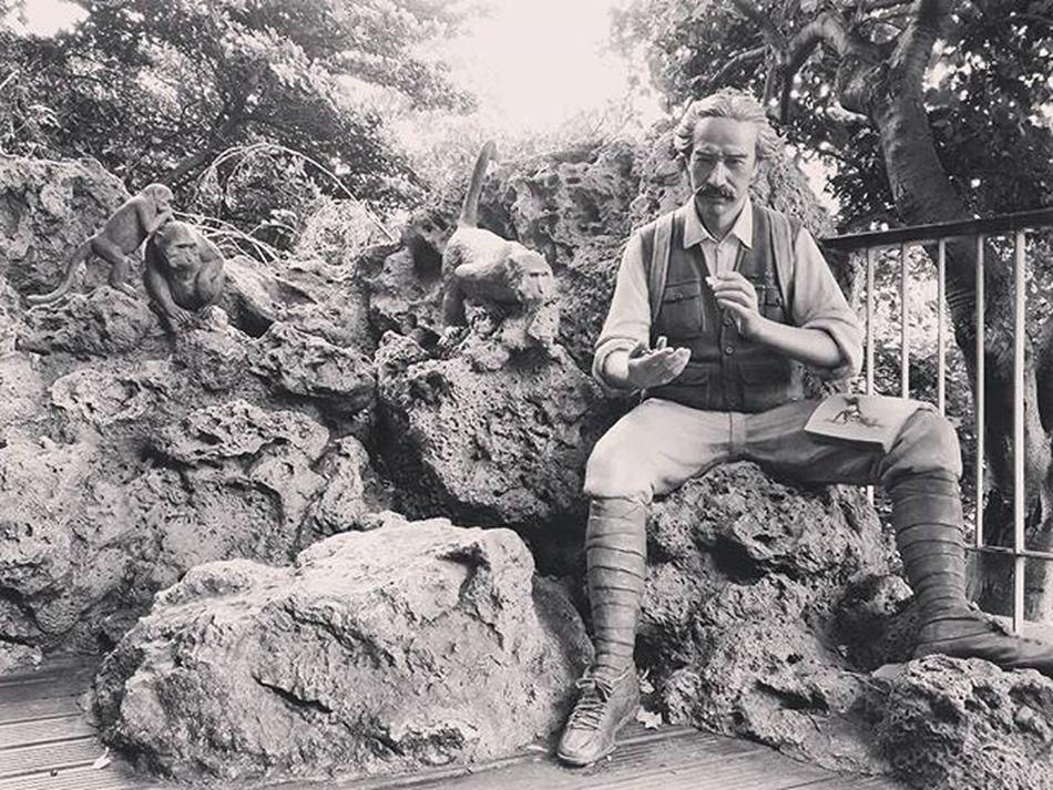 台灣獼猴 考古學家 先人 台灣歷史 打狗 高雄 打狗英國領事館 西子灣 Taiwan Kaoshiung History